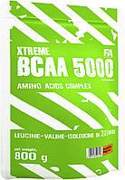 BCAA - Xtreme BCAA 5000 - Fitness authority - 800 гр