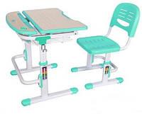 Ко дню защиты детей акция -10% на комплекты партыFunDesk+стульчик