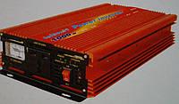 Автомобильный инвертор, преобразователь напряжения Lai Run 12/220 2000w, фото 1
