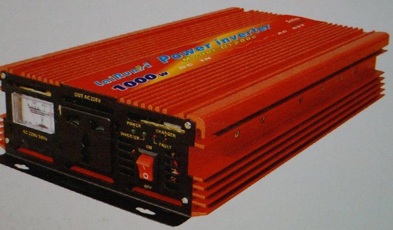 Автомобильный инвертор, преобразователь напряжения Lai Run 12/220 2000