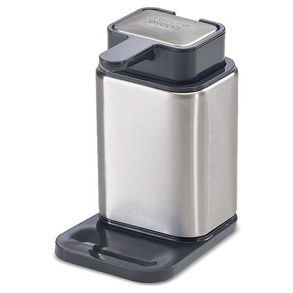 Дозатор для жидкого мыла Joseph Joseph серый 85113
