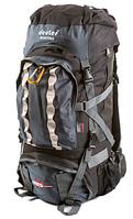 Рюкзак туристический с накидкой на 80 литров DEUTER GRETE 80 (синий)
