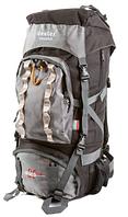 Рюкзак туристический с накидкой на 80 литров DEUTER GRETE 80 (серый рас.2)