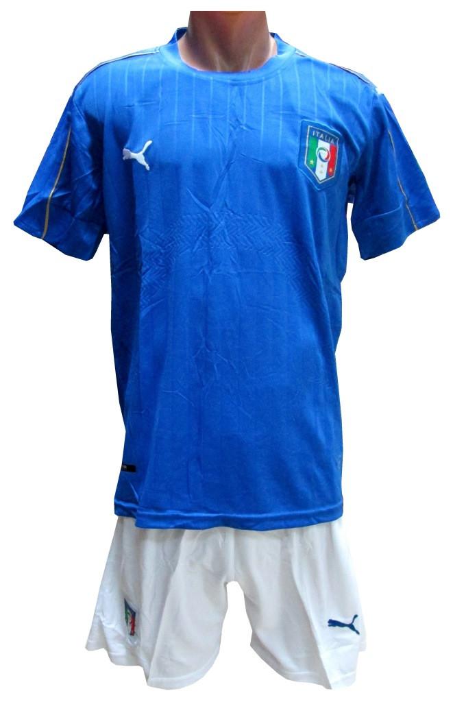 Форма сборной Италии Евро 2016