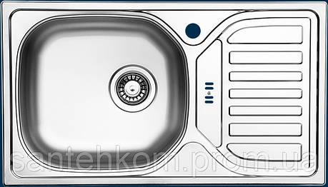 Кухонная мойка UKINOX CMM* 760.435 GT 6K (Satin) Турция, фото 2