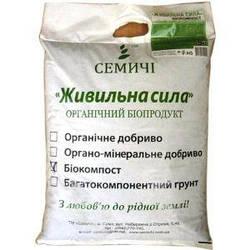 Биокомпост Питательная сила 5 кг. Семычи