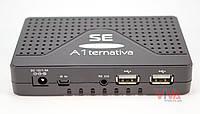 Спутниковый HD ресивер U2C A1ternativa SE (SAT + IPTV)