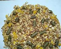 Зерновая смесь для декоративных кроликов