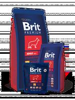 Brit Premium Adult Large корм для собак крупных пород 15 кг