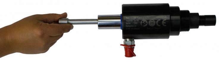 Гидравлический цилиндр, 18 т, Vigor, V4551, фото 2