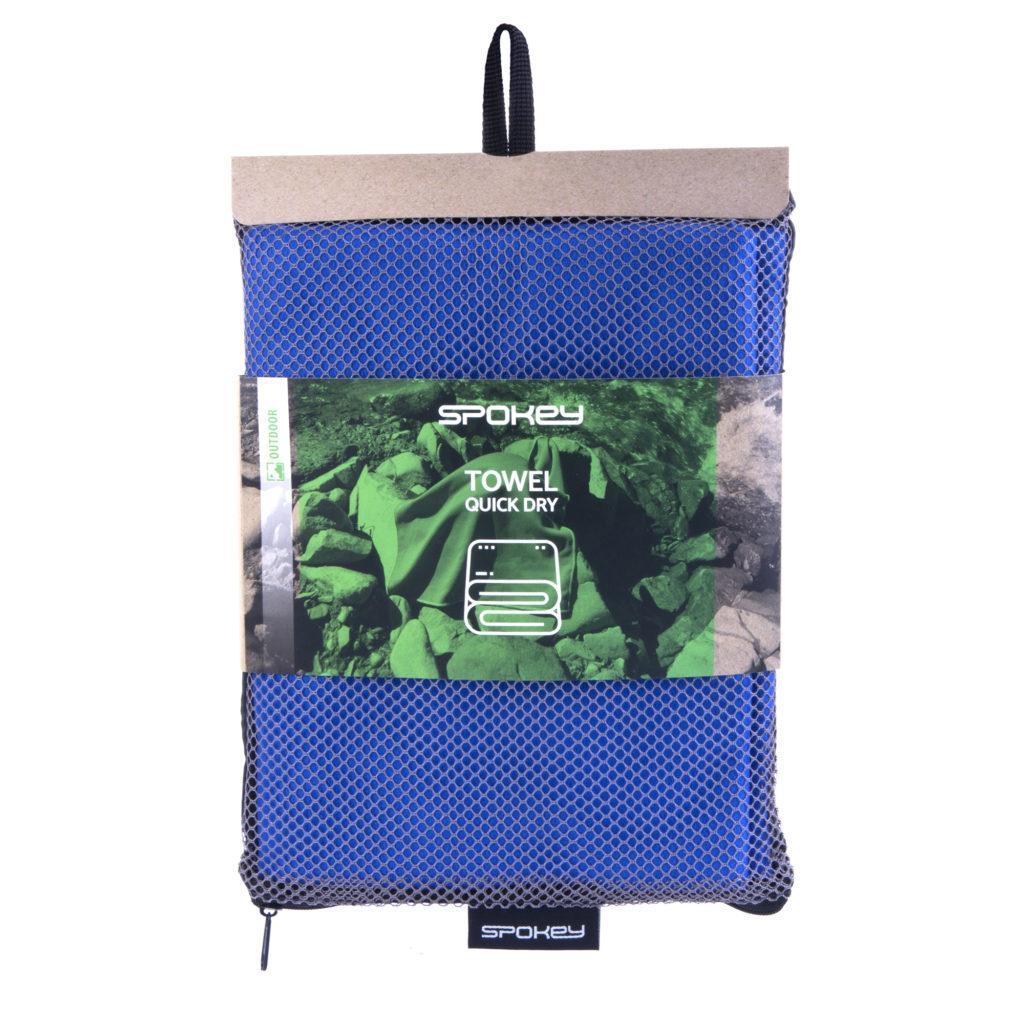 Охлаждающее пляжное/спортивное полотенце Spokey Sirocco 85х150 839560, для спортзала, быстросохнущее