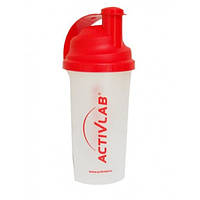 Shaker Activlab red (700 ml)