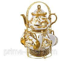 Чайный сервиз 15 предметов BH-1862, фарфор