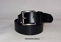 Ремень мужской TOMMY HILFIGER 638 чёрный, фото 1