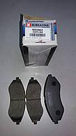 Тормозные колодки Авео Koreastar передние