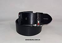 Ремень мужской TOMMY HILFIGER F581 чёрный, фото 1