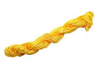 Веревки бижутерные (Для Шамбалы ) Желтый