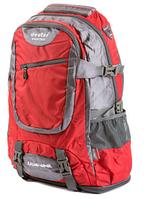 Рюкзак туристический с накидкой на 55 литров DEUTER KALME 55 (красный)