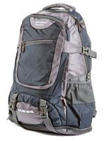 Рюкзак туристический с накидкой на 55 литров DEUTER KALME 55 (серый)
