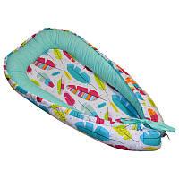 Babynest подушка-кокон для новорожденных (позиционер)