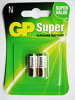 Батарейка GP Super Alkaline LR1 AM5 N MN9100, 910A-U2