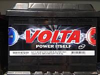 Аккумулятор автомобильный Volta 6СТ-60