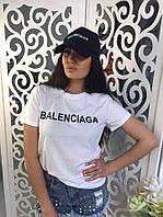 """Женская футболка """" BALENCIAGA """" №40-7799"""