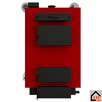 Утилизатор твердотопливных отходов Altep КТ3 Е 125 кВт
