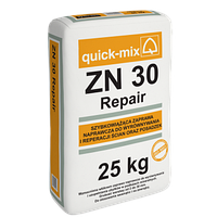 ZN 30 Быстросхватывающий ремонтный раствор