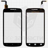 Тачскрин (сенсор) для мобильного телефона TCL J900
