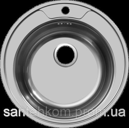 Кухонная мойка UKINOX FA*490 GT 6K( Decor) Турция, фото 2