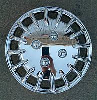 Колпаки  VITOL хром Mirror Net R13