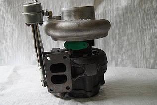 Восстановленная турбина Holset HX40W - Трактор Case