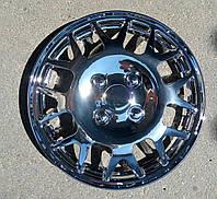 Колпаки  VITOL хром Mirror Horns R13
