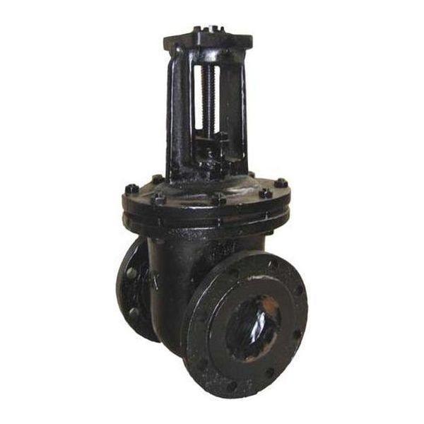 Засувка чавунна під електропривод 30ч906бр Ду 400