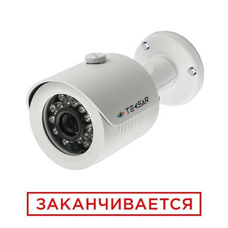 Видеокамера AHD уличная Tecsar AHDW-20F2M