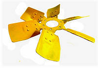 Вентилятор ЗИЛ-5301 6-ти лопастной,металл