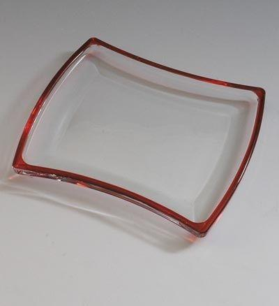 Walther-Glas Winx Cherry Red Тарелка 30см  w4488