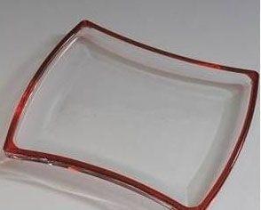 Walther-Glas Winx Cherry Red Набор тарелок 19см 2шт. w4489