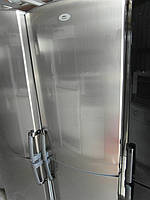 Холодильник нержавейка