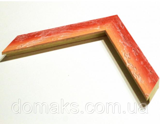 Багет деревянный шириной 30 мм, Италия