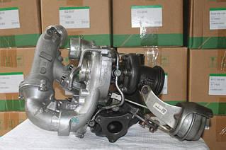 Відновлена турбіна Mercedes Vito 116 CDI (W639)