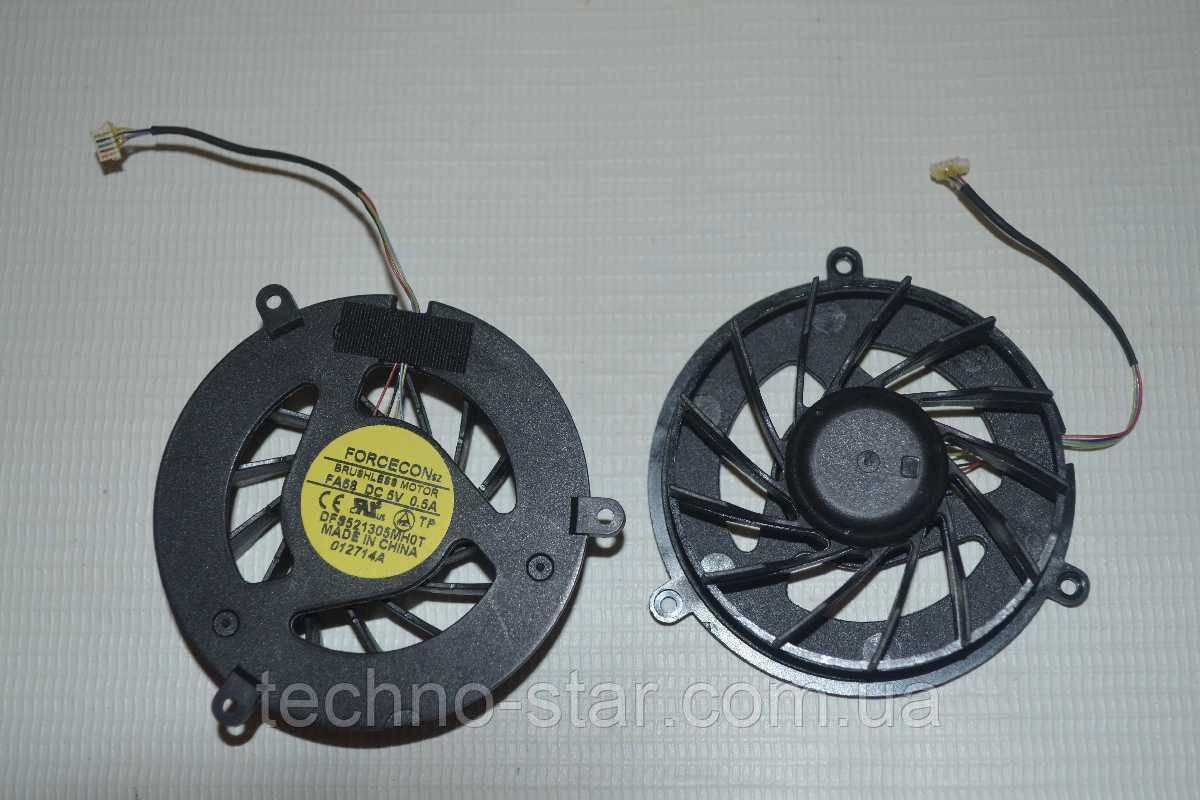 Вентилятор (кулер) FORCECON DFS521305MH0T для Dell M6400 M6500 M6600 CPU FAN