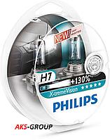 Комплект ламп PHILIPS H7 X-treme VISION 12972XV+S2 New