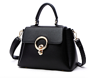Женская сумка классическая QUEEN из натуральной кожи