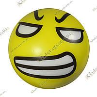 """Эмоциональные мячики - антистресс, """"ухмылка"""" Смайлик (Smile) , фото 1"""