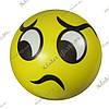 """Эмоциональные мячики - антистресс, """"растеряный"""" Смайлик (Smile)"""