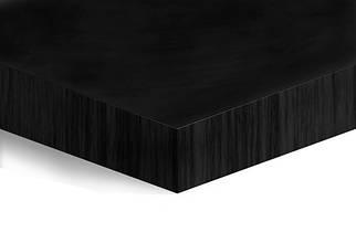 Полиэтилен листовой черный т.3мм-25мм*1500х3000мм