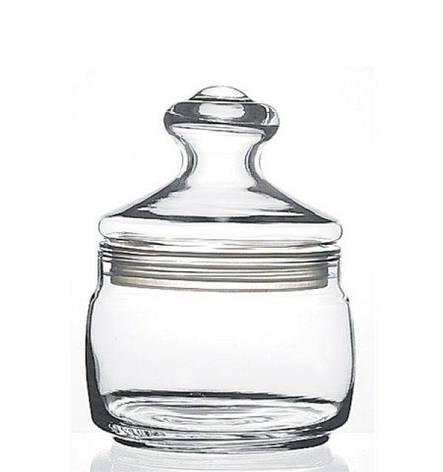 Банку з стекл. кришкою Pasabahce Cesni, 940 мл (h=186мм,d=109х85мм), 6 шт. 97560, фото 2