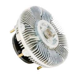 Вискомуфта/крыльчатка вентилятора